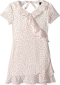 Allira Spot Dress (Big Kids)