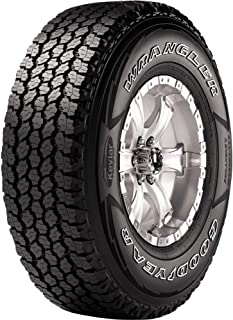 Goodyear Wrangler AT Advantage Kevlar 31X10.50R15LT 109R OWL All-Terrain tire