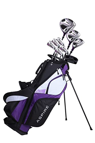 Aspire XD1 Ladies Womens Complete Golf Clubs Set