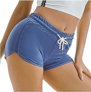 Damesshorts, zomer, sport, korte broek, hardlopen, yogabroek, zwembroek, sneldrogend, strandshorts, zwemshorts, waterspor...