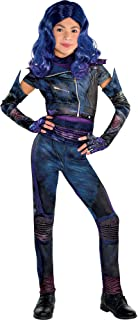 Party City Mal Halloween Costume for Girls, Descendants 3, Includes Accessories