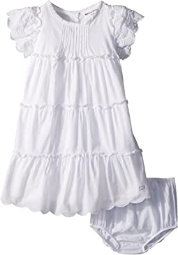 Sonia Rykiel Kids - Ambre Dress & Diaper Cover (Infant)