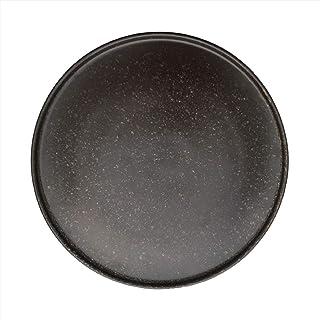 OYOY Living Design 2-pack Inka Dinner Plate Braun (L10122): Mattallrik stor keramisk tallrik – diskmaskinssäker diameter 2...