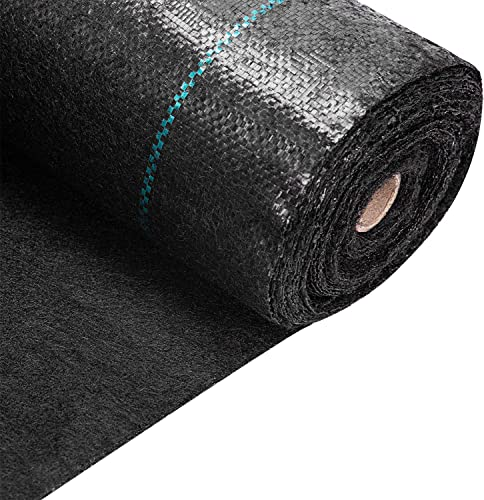 lowest VIVOSUN 5oz/sy Barrier Landscape Fabric, 3ft x 100ft outlet sale Commercial Grade Ground Cover for 2021 Outdoor online