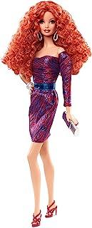 Barbie: The Look City Shine Redhead Doll