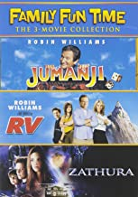 Jumanji 1995 Rv / Zathura: A Space Adventure