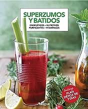 Superzumos y batidos (ALIMENTACIÓN) (Spanish Edition)