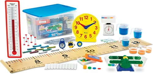 Learning Resources Primary kit de mesure