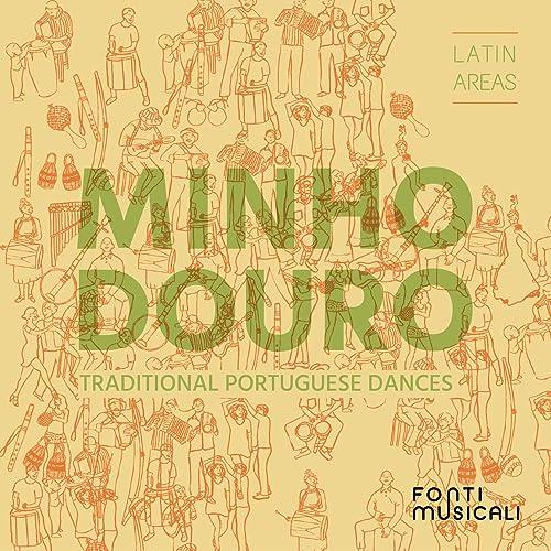 Handmade Traditional Portuguese Dancer from Minho Region