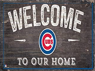 Fan Creations Chicago Cubs 12