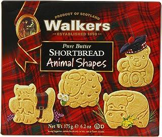 Walkers 动物形状的黄油饼干 175g 6件