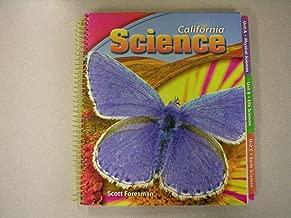 California Science, Grade Kindergarten