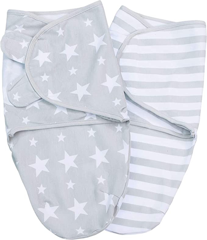 Lilly and Ben® Baby Swaddle Wrap