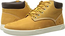 Timberland - Groveton Plain Toe Chukka Leather and Fabric