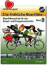 Schott Music ED20593-50 9783795747633 - Flauta travesera (banda 3, para clases individuales y de grupo)