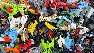 hero factory pieces