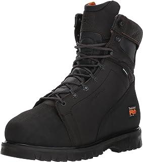 """Timberland PRO Men's Rigmaster 8"""" Waterproof Met Work Boot"""