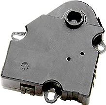 APDTY 715217 HVAC AC Heat Air Door Actuator Motor; View Compatability Chart For Specific Location; Main Unit; Temperature Control; Recirculation Door (Replaces 89018365, 52402588, 16163982, 15-72971)