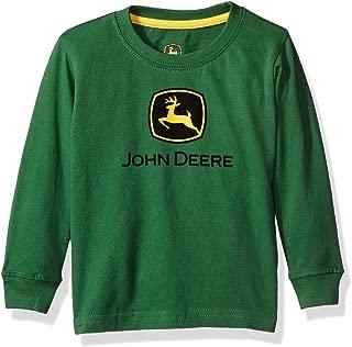 John Deere Baby-Boys Long Sleeve Tee Long-Sleeve T-Shirt