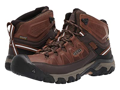 Keen Targhee III Mid Waterproof (Big Ben/Golden Brown) Men