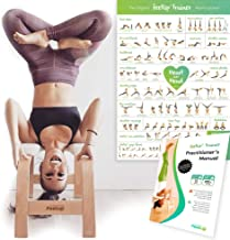 FeetUpTrainer (The Original) - Invert Safely & Easily. Get Fit. Relax. Turn Your Yoga Upside Down!
