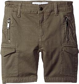 Finn Shorts with Cargo Pockets in Patrol (Toddler/Little Kids/Big Kids)