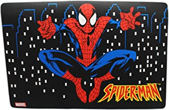 Marvel Black City Lights Spiderman Table Placemat