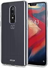 Olixar for OnePlus 6 Clear Case - Slim Gel TPU - Ultra Thin - Protective Cover - Flexible - Transparent - Wireless Charging Compatible - Crystal Clear