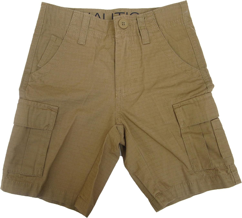 Nautica Cargo Shorts Boys Caramelize