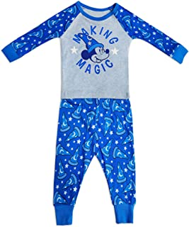 Disney Sorcerer Mickey Mouse PJ PALS for Baby – Fantasia, Size 18-24 Months