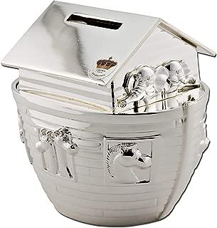 Noah's Ark Shape Money Box.