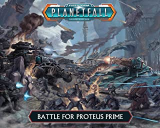 Planetfall: Battle for Proteus Prime Two Player Battle Box