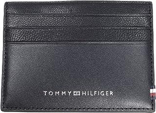 Tommy Hilfiger Textured CC Holder Wallet, One Size - AM0AM05644