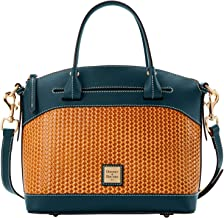 Dooney & Bourke Beacon Woven Domed Satchel