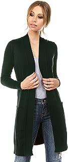 Women's Long Sleeve Sweater Duster Cardigan