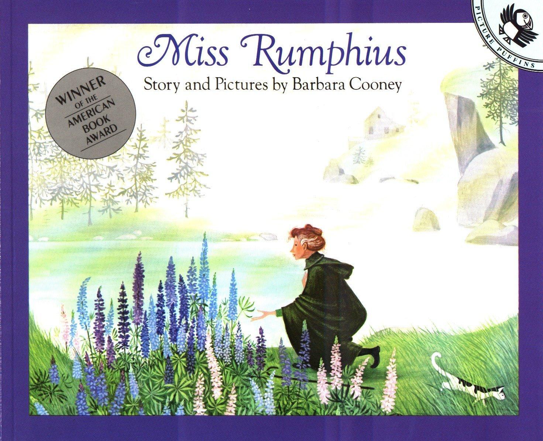 Miss Rumphius Barbara Cooney