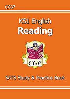 KS1 English Reading Study & Practice Book