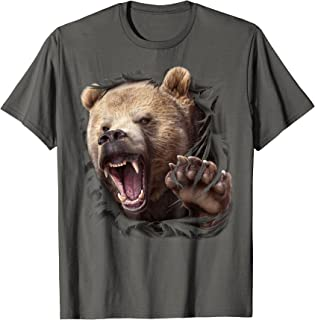 California T Shirt Animal Shirt Style
