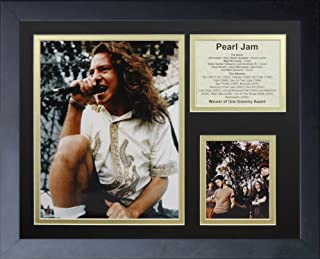 pearl jam black and white photos