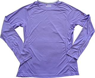 Berghaus argentium Womens tech tee Base Crew Long Sleeve AF 420836 US 10