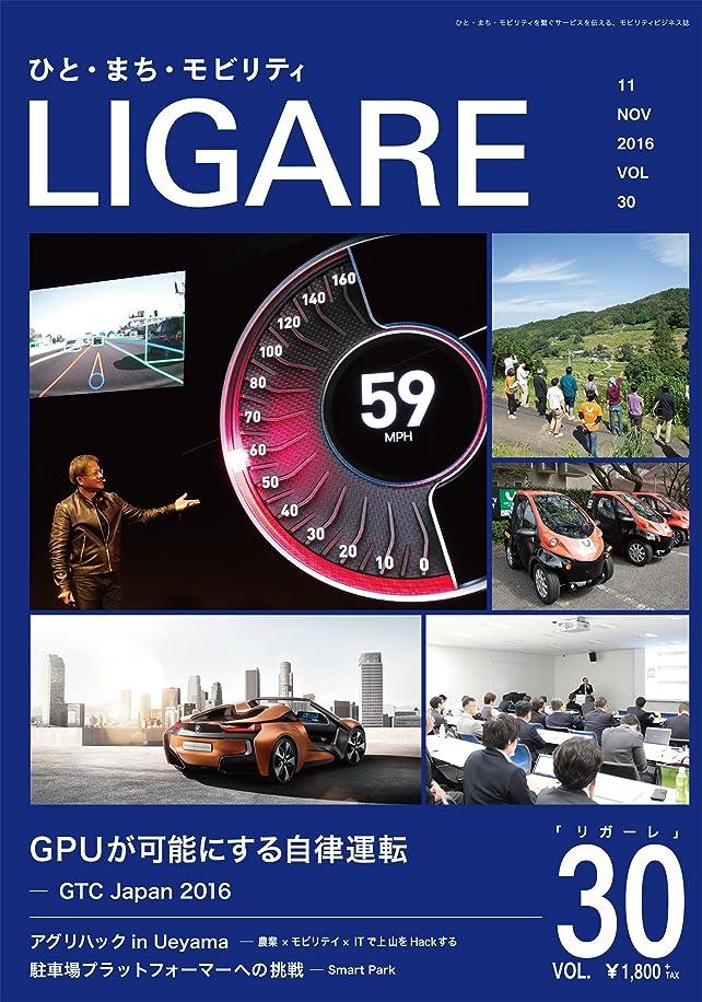 記録高原成果LIGARE vol.30
