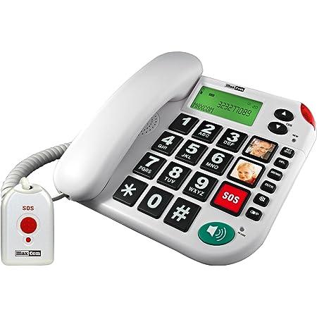 Senioren Notruf Telefon Mit Notruf Sender Elektronik