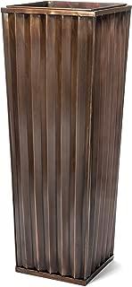 28 inch tall planter