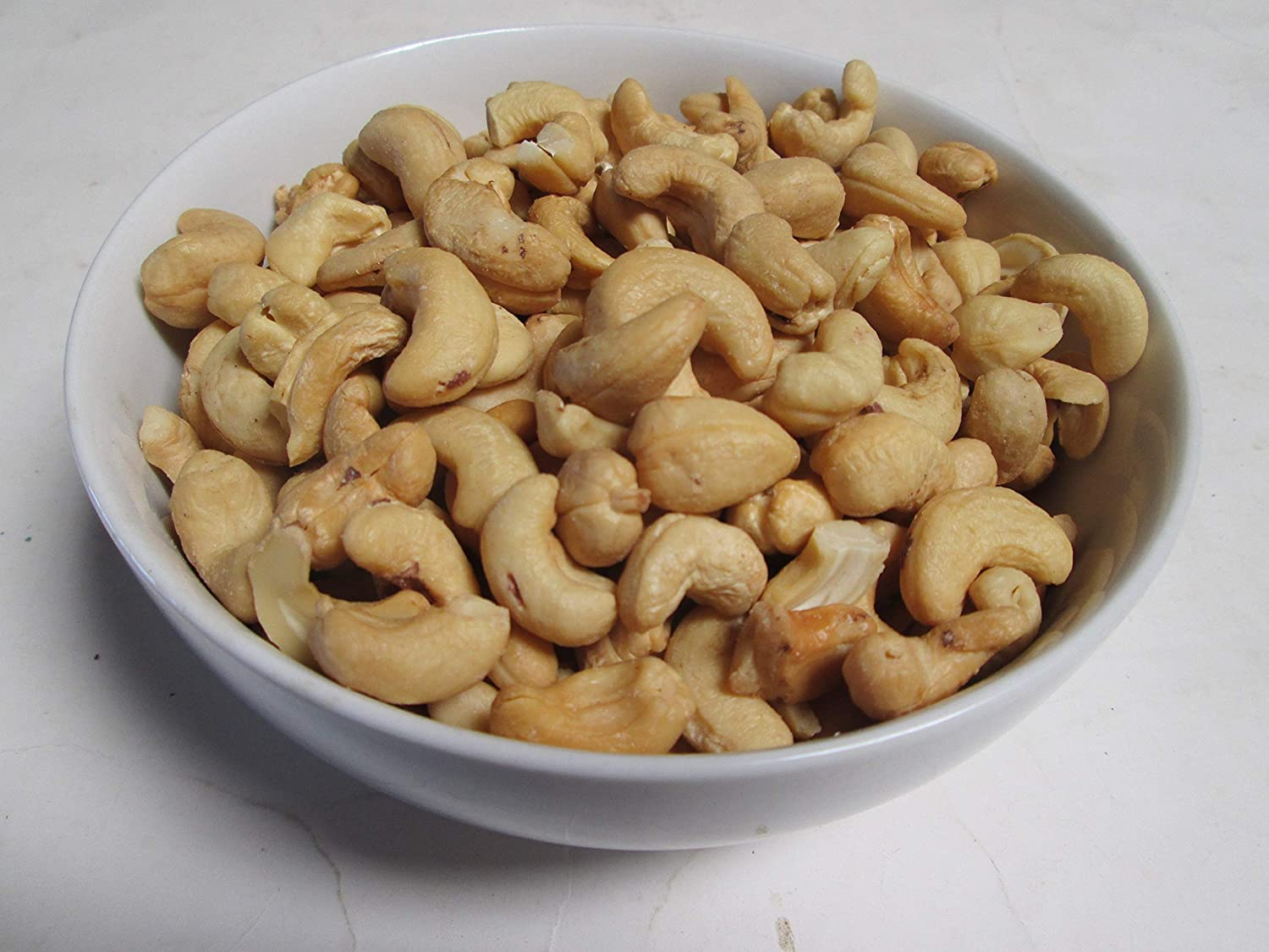 Roasted Salted Whole Cashews discount lbs 25 Cheap mail order sales 320CT