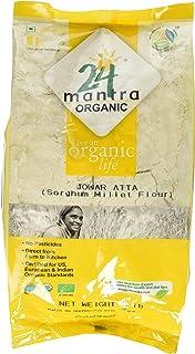 24 Mantara 24 Mantra Organic Jowar Flour - 2 Lb,, ()