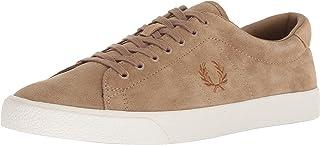 Fred Perry Men's Underspin Suede Crepe Sneaker