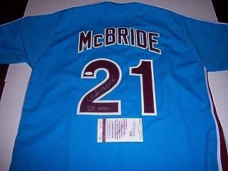 Best bake mcbride jersey Reviews