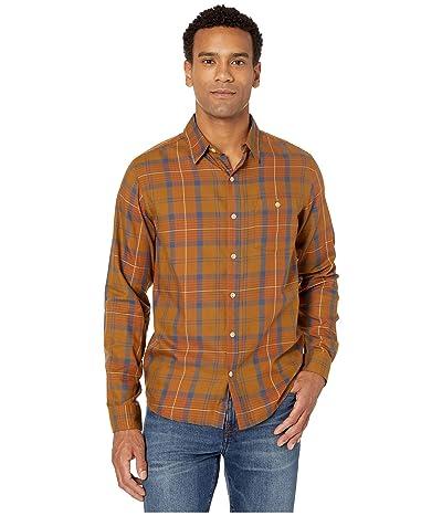 Mountain Hardwear Rogers Passtm Long Sleeve Shirt (Golden Brown) Men