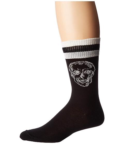 Alexander McQueen Graffiti Skull Socks