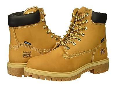 Timberland PRO Direct Attach 6 Soft Toe WP (Wheat Nubuck) Women